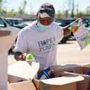 Hope and Purpose Relief Distribution in LaPlace, Louisiana