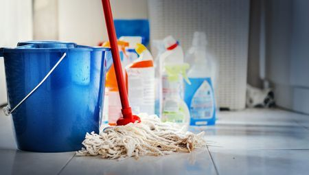 Annual Parish Cleaning Lists