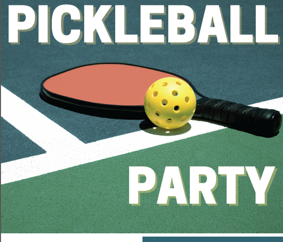Pickleball Party