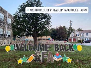 First Day of School PK-8