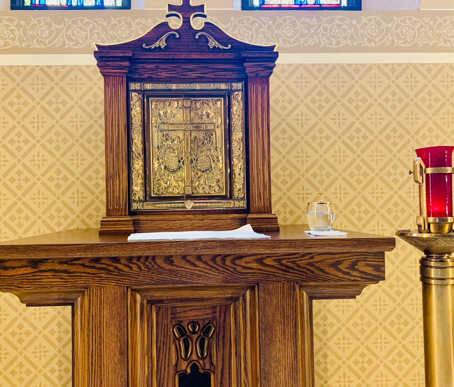 First Eucharist and Reconciliation