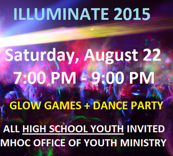 Illuminate - Glow Games & Dance Party