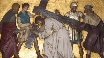 Stations of the Cross in English