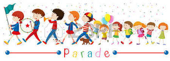 Week of the Young Child Parade