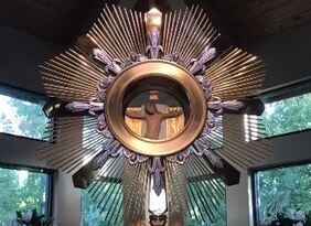 Holy Hour & Rosary with Msgr. Hogan