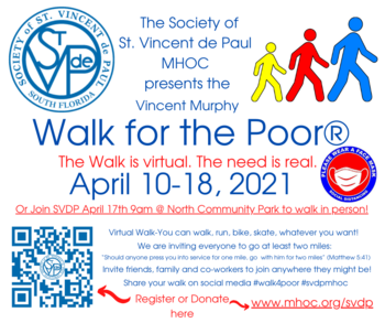 Walk for the Poor