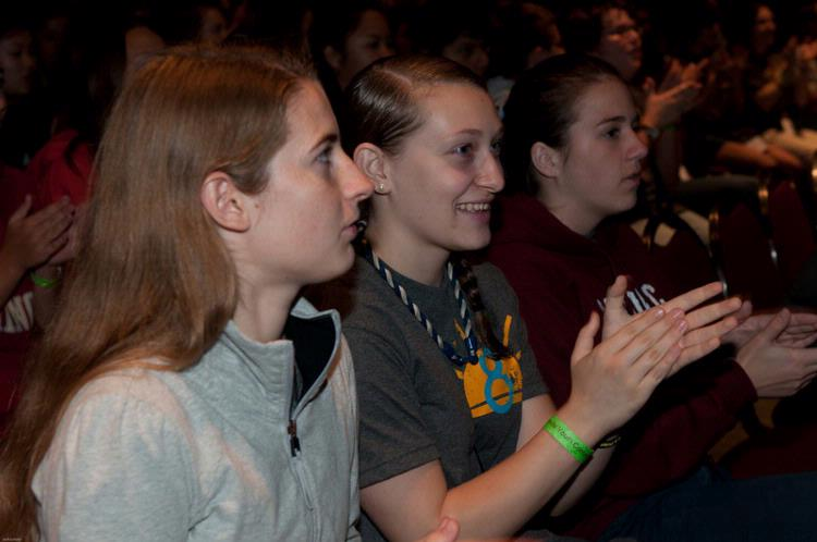 HS Youth Group (Ignite): Steubenville Meeting