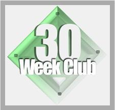 30-Week Club Winners for March