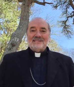 EASTER BLESSINGS FROM BISHOP DA CUNHA
