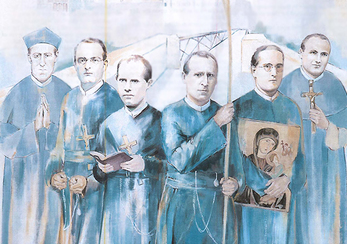 Redemptorist Saints and Martyrs
