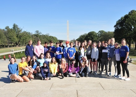 Eighth Grade Trip to DC