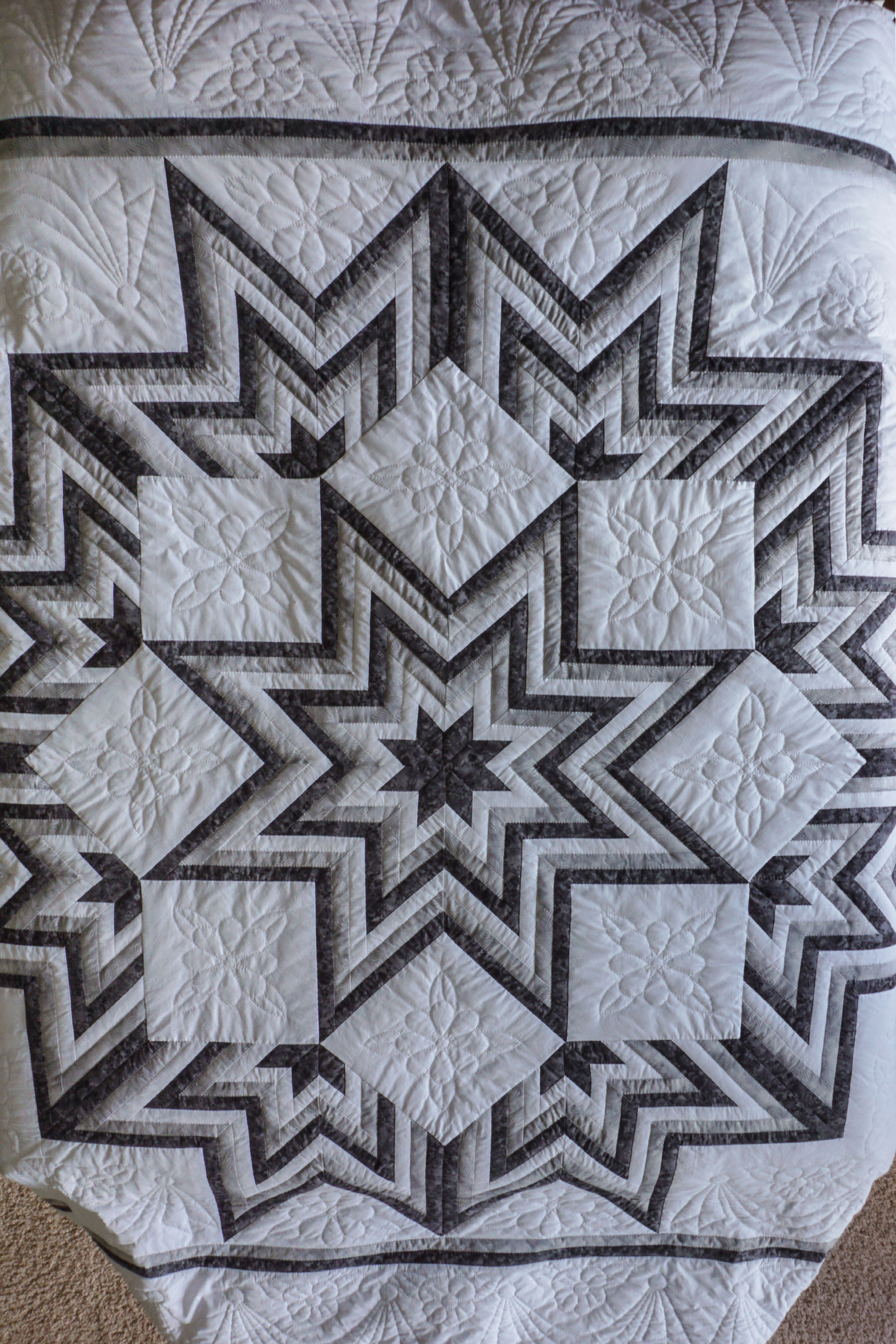 This year's quilt
