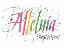 Small image of Alleluia, Christ is risen!