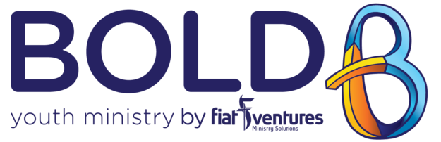 logo for BOLD Youth Ministry