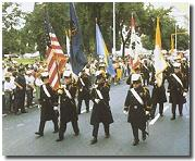 Knights of Columbus On Parade
