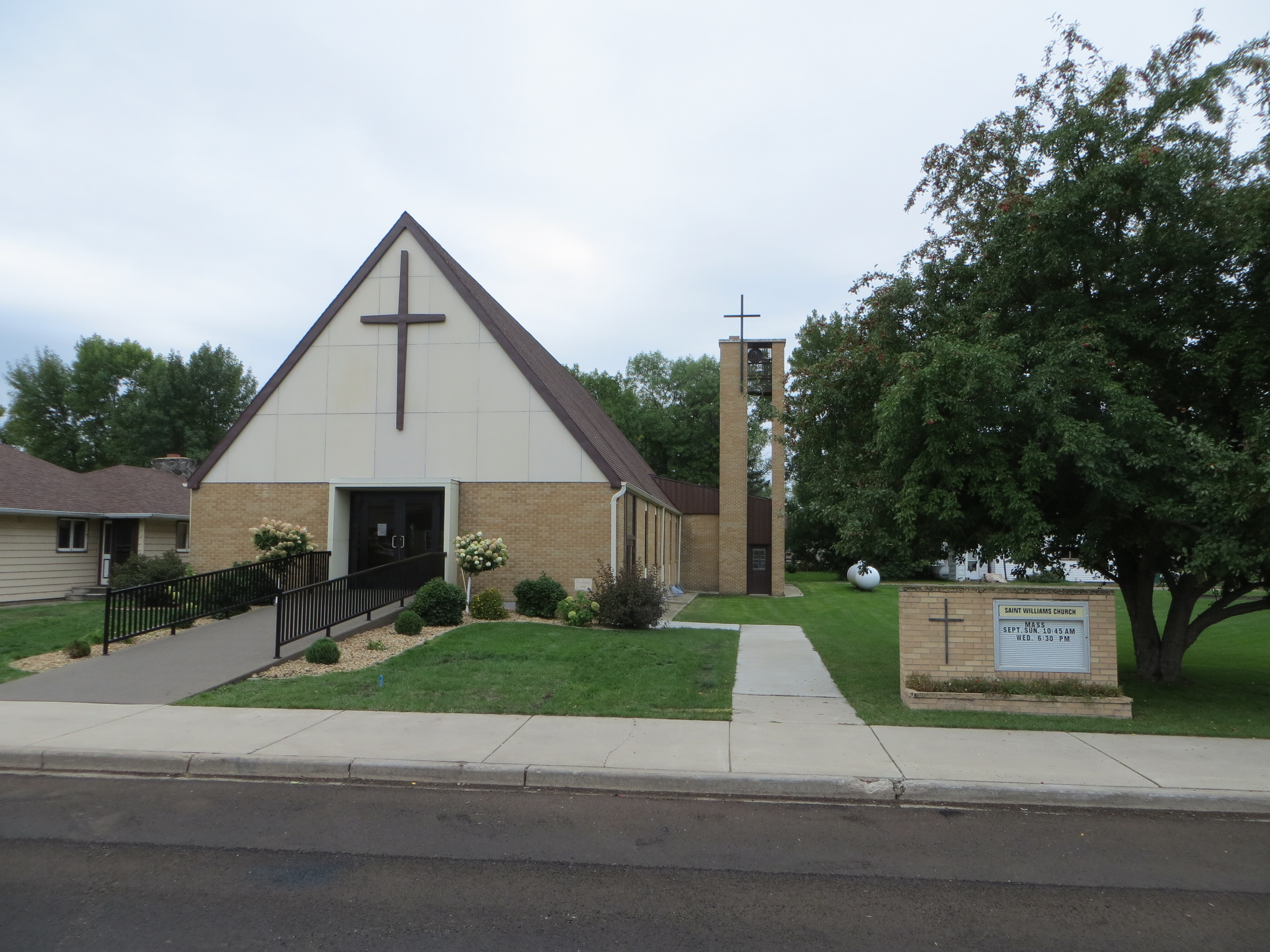 St. William of Maddock, ND