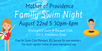 MPRCS Family Swim Night