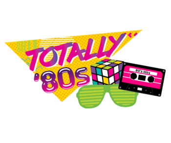Totally 80s Spring Fundraiser