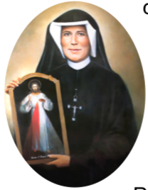 Feast of St. Faustina Celebration