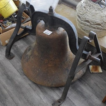 St. Patrick's Previous Antique Church Bell Up for Auction!