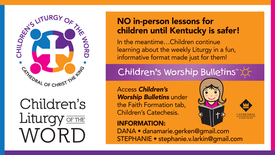 Children's Weekly Bulletins