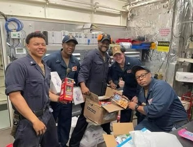 Care Packages For Troops