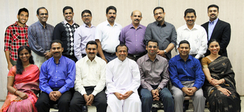 New Parish Council for 2015-2016 took charge.
