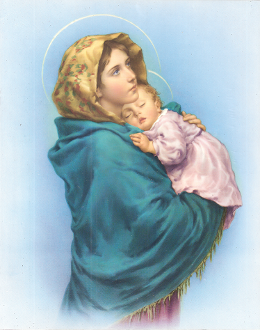 christian single women in saint mary Our aim is to make christian history enjoyable and applicable to the five religious options for medieval women from two women: ivetta of huy and mary of.