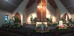 Easter at Our Lady of the Gulf