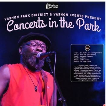 Concerts in the Park - Clinton Fearon