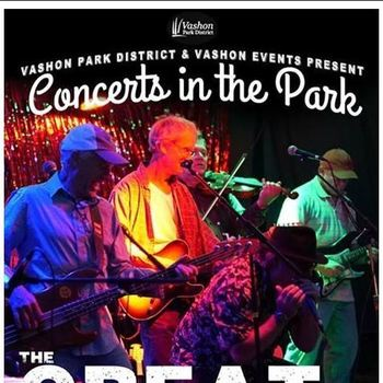 Concerts in the Park - Great Divide
