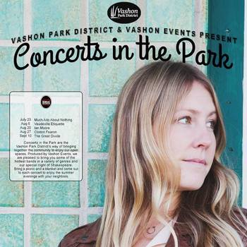 Concerts in the Park - Zoe Muth & the High Rollers