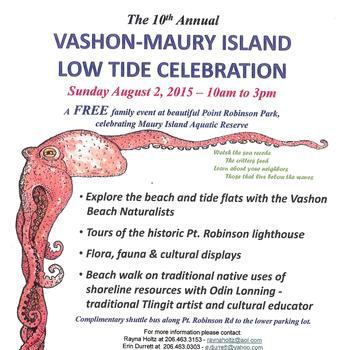 2015 Low Tide Celebration