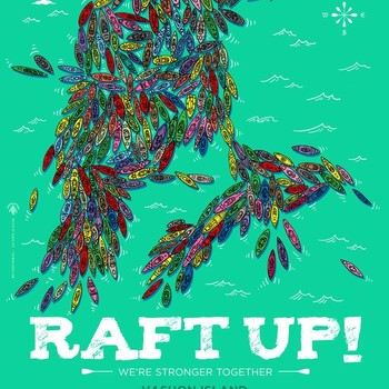 Vashon Youth and Family Services 2nd Annual Raft Up!