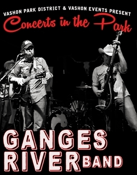 Concerts in the Park - The Ganges River Band