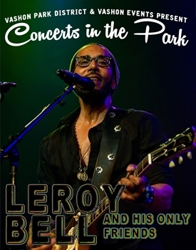 Concerts in the Park - Leroy Bell & His Only Friends