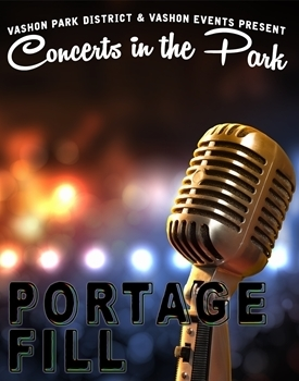 Canceled Due to Rainy Weather!!! Concerts in the Park - Portage Fill Harmonic Band