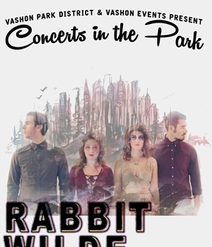 Concerts in the Park - Rabbit Wilde