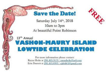 2018 Annual Low Tide Celebration!