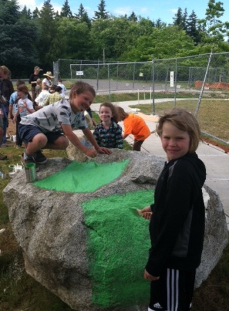 VES Field Project Rocks!