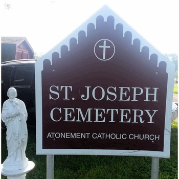 All Souls Mass, St. Joseph Cemetery
