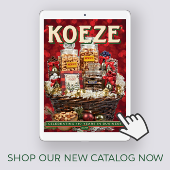 Annual Koeze Christmas Gift Sales and Fundraiser!