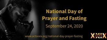 National Day of Prayer and Fasting