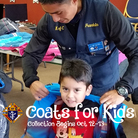 KC's Coats for Kids – Collection Began October 12