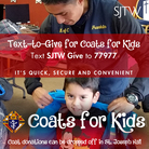 KC's Coats for Kids – Collecting Coats & Donations