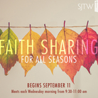 Faith Sharing for All Seasons