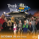 Trunk-or-Treat – October 26