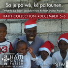 Haiti Collection – December 5-6