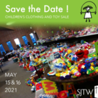 SJTW Children's Sale – Save the Dates