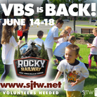 VBS is Back!